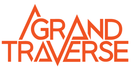 Grand Traverse Run Logo